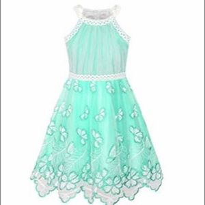 Other - Toddler Turquoise Dress 5